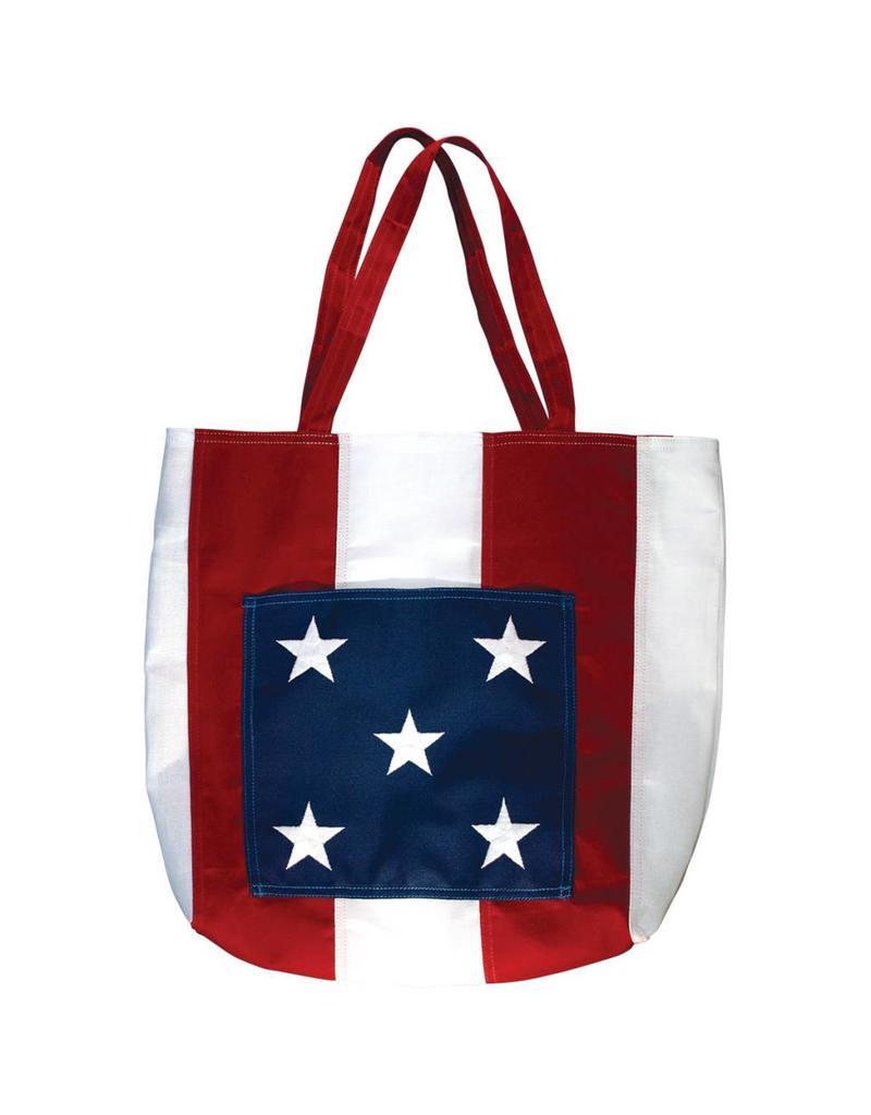 Americana Flag Bag