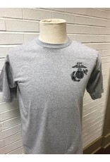 USMC Eagle with Globe & Anchor Logo T-shirt