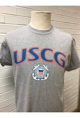 Coast Guard w/ Logo T-shirt