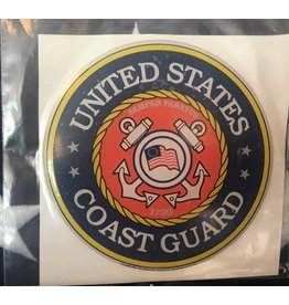 Coast Guard Heavy Duty Decal