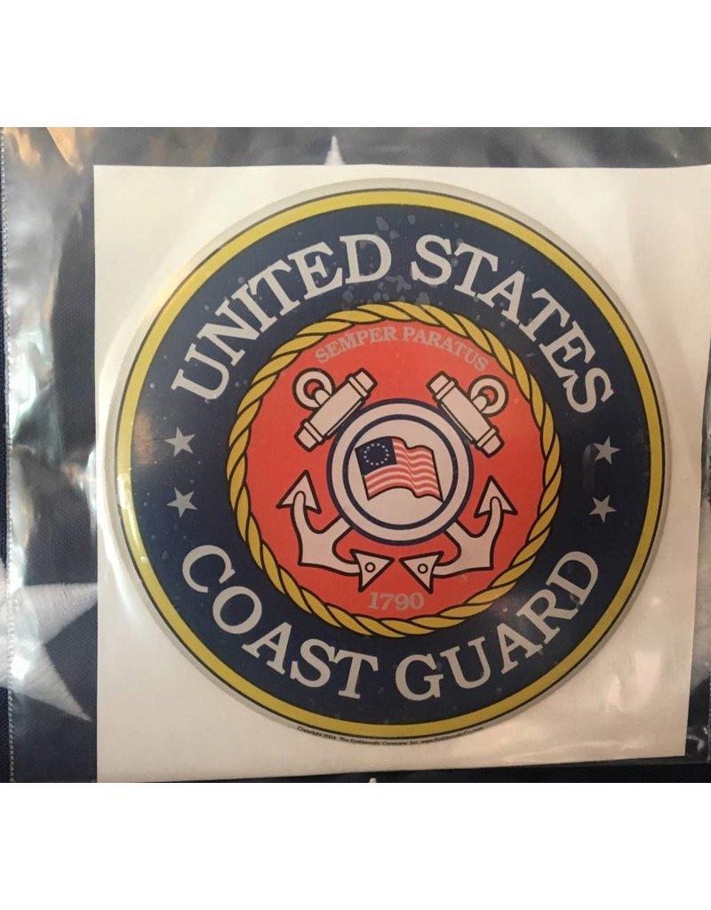 Coast Guard Heavy Duty Decal