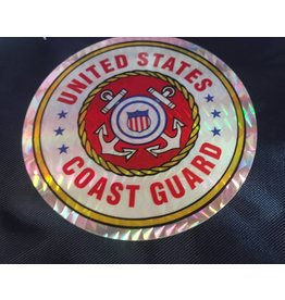 Coast Guard Small Decal