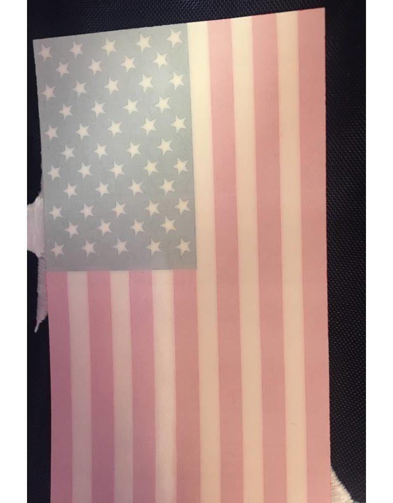 U.S. Stiki-Front Decal (Left Hand Version)