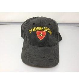 3rd Marine Division Baseball Cap