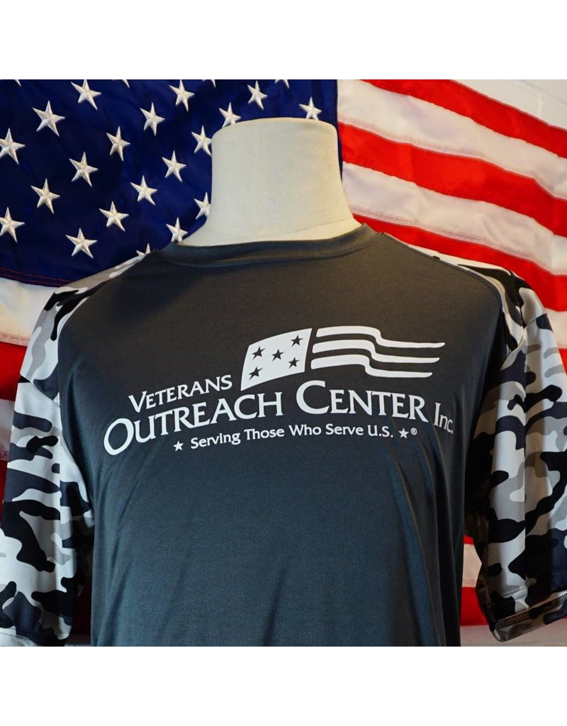 Veterans Outreach Center Tech T-Shirt