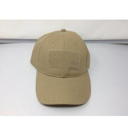 Hook & Loop Blank Baseball Cap