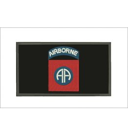 82nd Airborne Hook & Loop Patch
