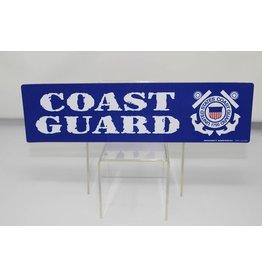 Coast Guard Bumper Magnet