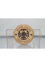 Wilkes Coast Guard SM Magnet