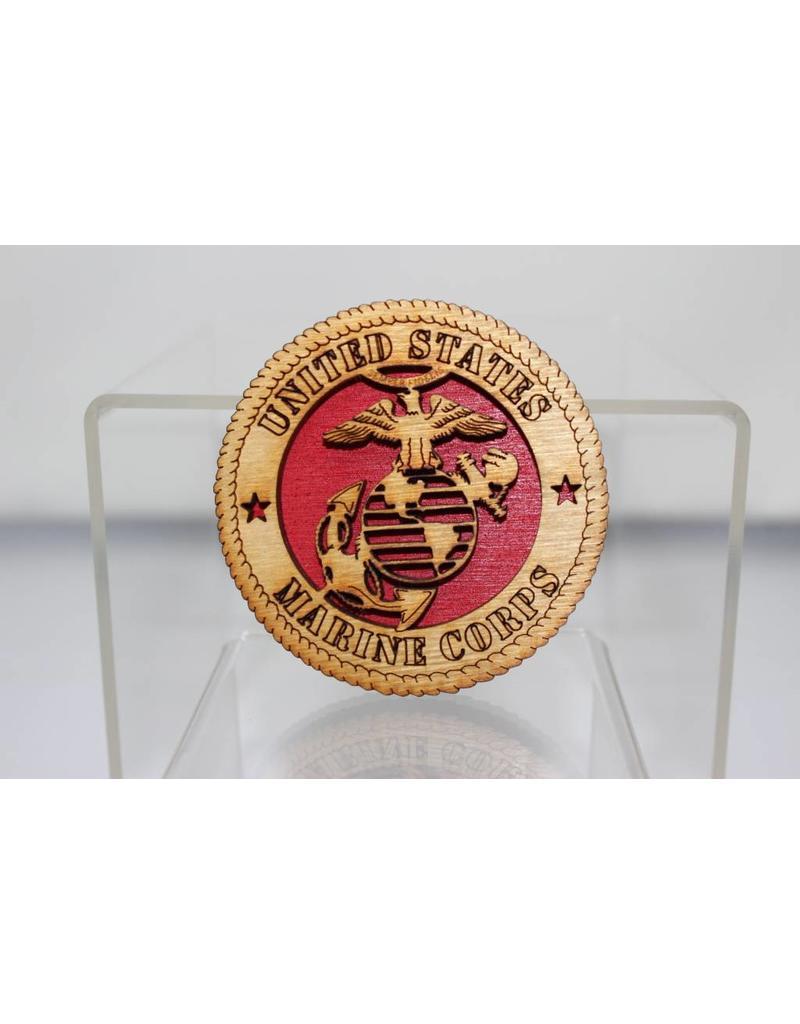 Wilkes Marine Corps SM Magnet