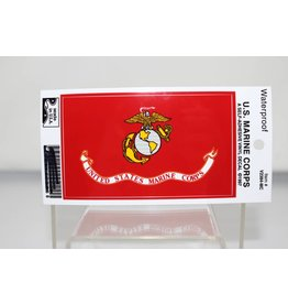 Marine Corps EGA Decal