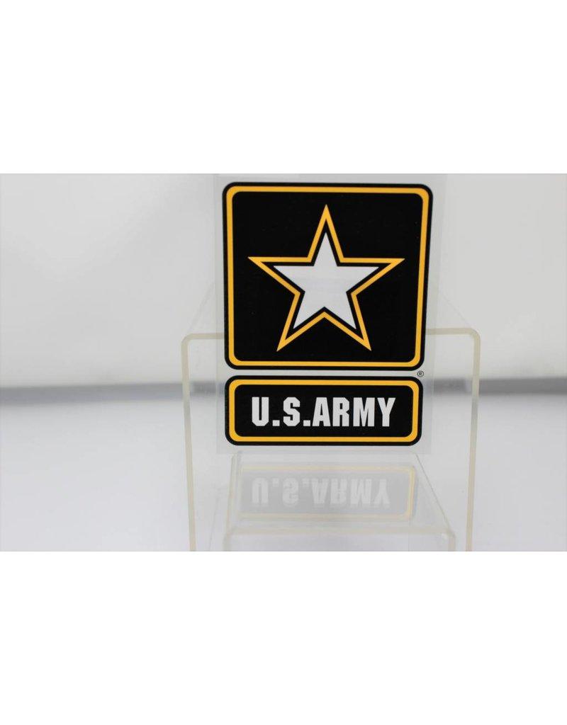 Army Star Veteran Decal