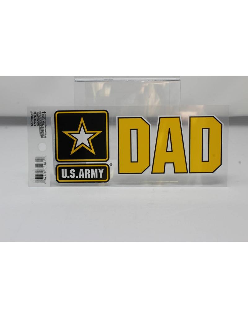 Army Dad Decal
