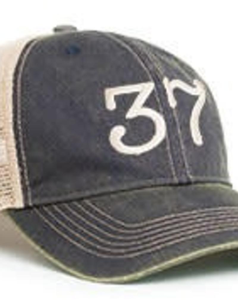 PACIFIC PACIFIC V37 VINTAGE TRUCKER CAP
