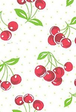 Fabric Finders 2053 FF CHERRIES