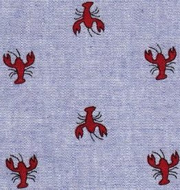 Fabric Finders FF 2129 CRAWFISH CHAMBRAY FABRIC