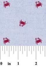 Fabric Finders FF 2018 CRAB CHAMBRAY