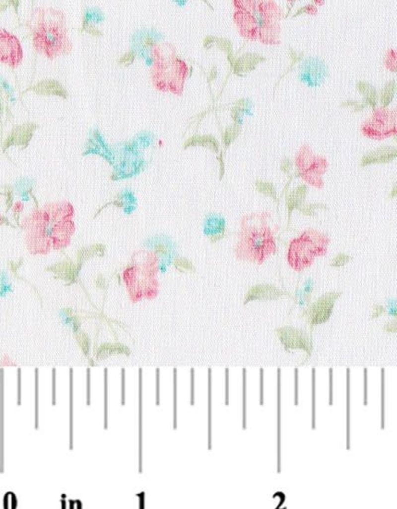Fabric Finders 2145 FF VINTAGE FLORAL
