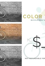 Color Wheel Gift Card