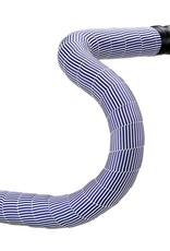 Serfas Woven Bar Tape, Blue White Stripe