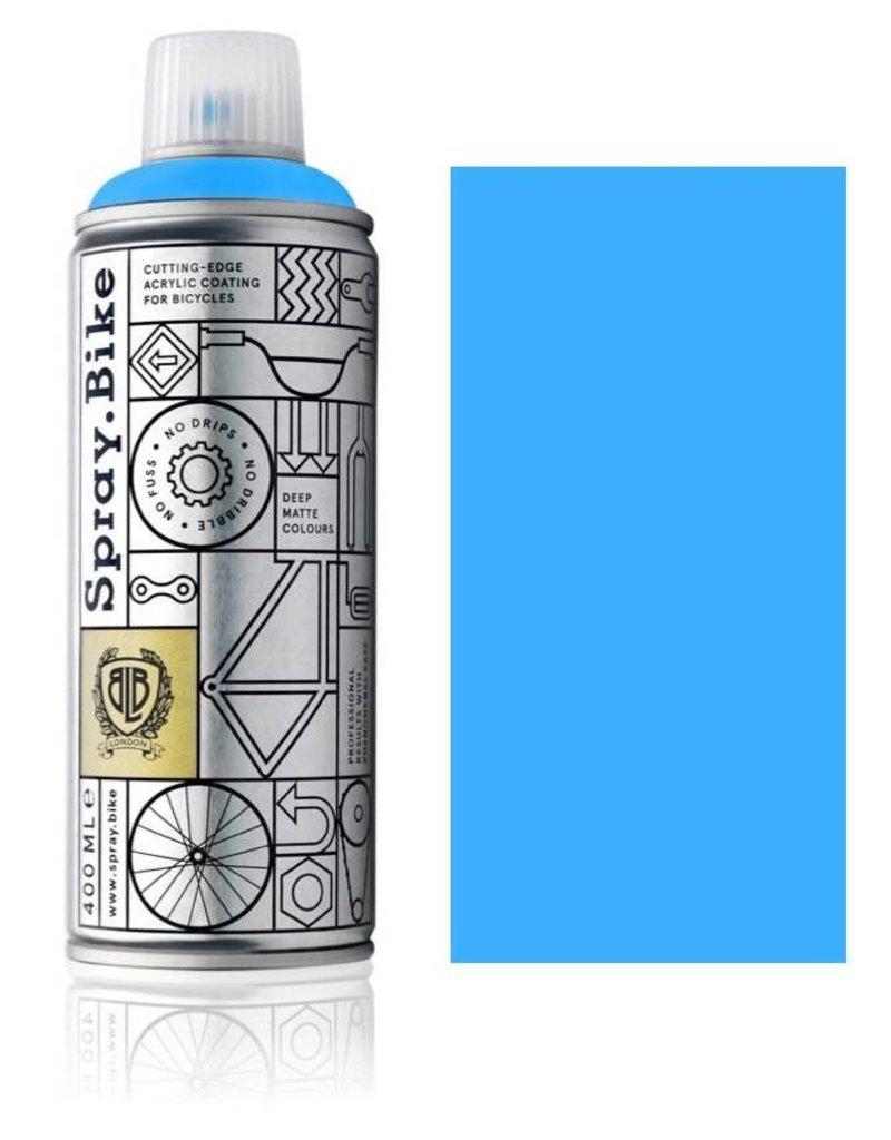 Fluro Light Blue 400 ml, Spray.Bike