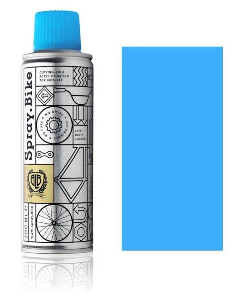 Fluro Light Blue 200 ml, Spray.Bike