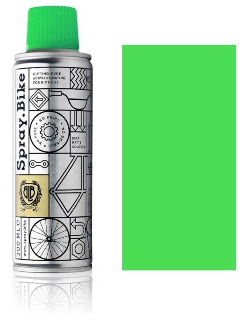 Fluro Green 200 ml, Spray.Bike