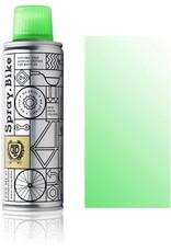 Clear Fluro Green 200 ml, Spray.Bike