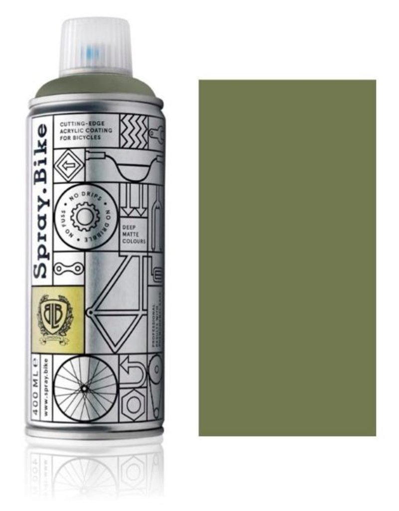 Parsons Green 400 ml, Spray.Bike