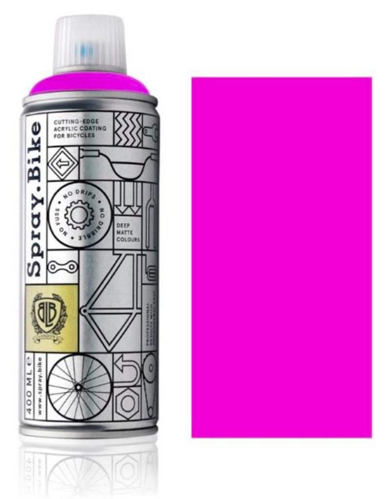 Furo Magenta 400 ml, Spray.Bike
