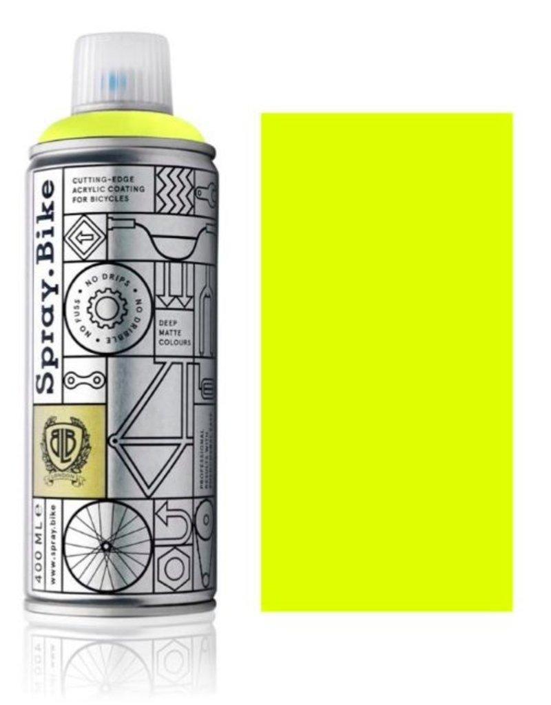Fluro Yellow 400 ml, Spray.Bike
