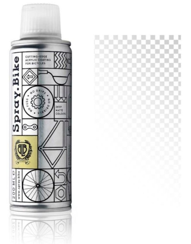 Clear White Chapel 200 ml, Spray.Bike