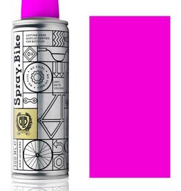 Fluro Magenta 200 ml, Spray.Bike