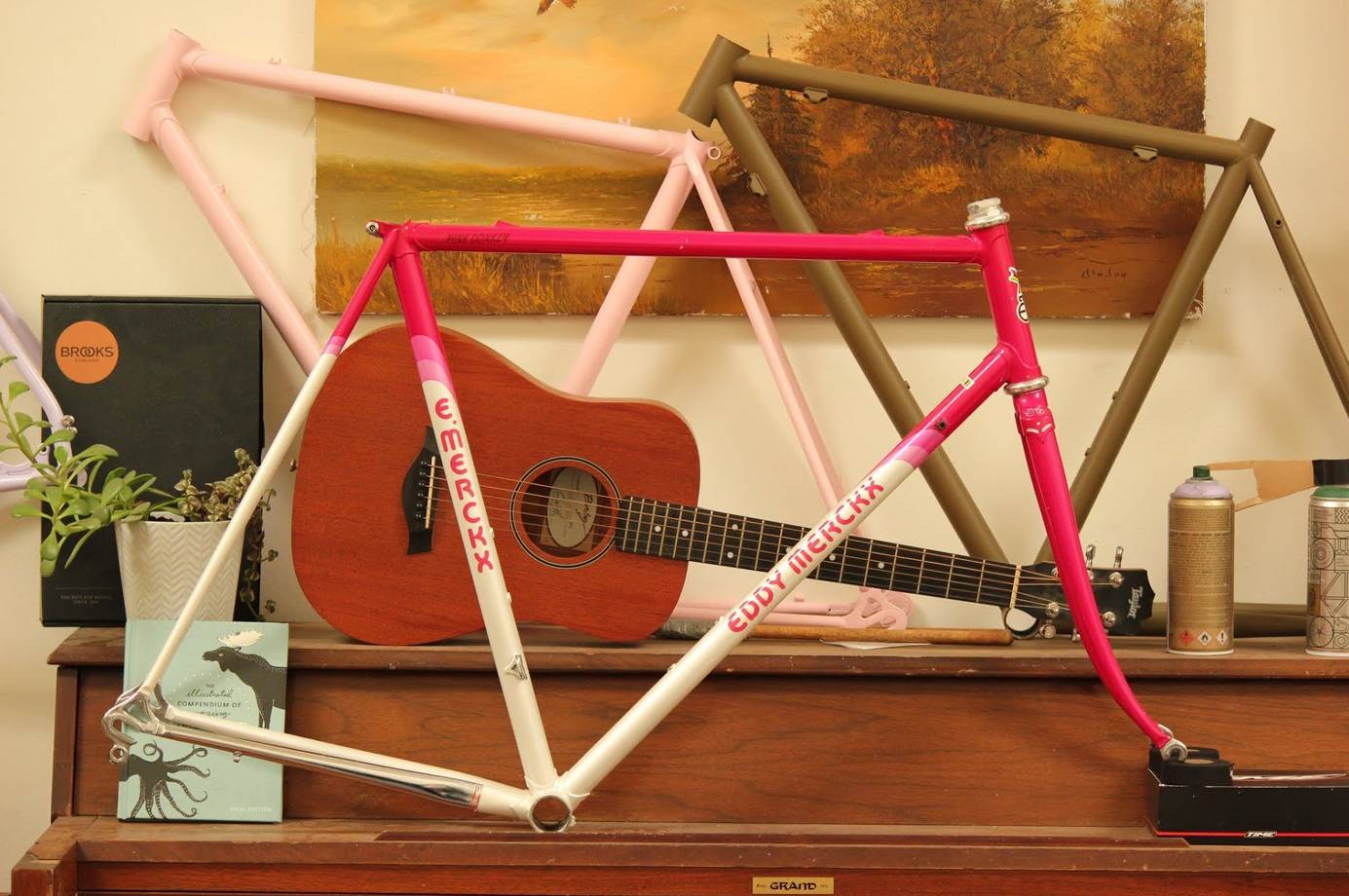 Mi casa es tu bike shop