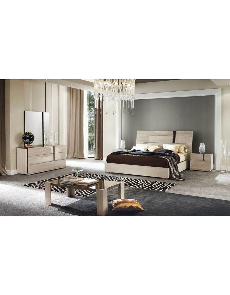 ALF Italia Teodora 6 Piece King Bedroom Set ...