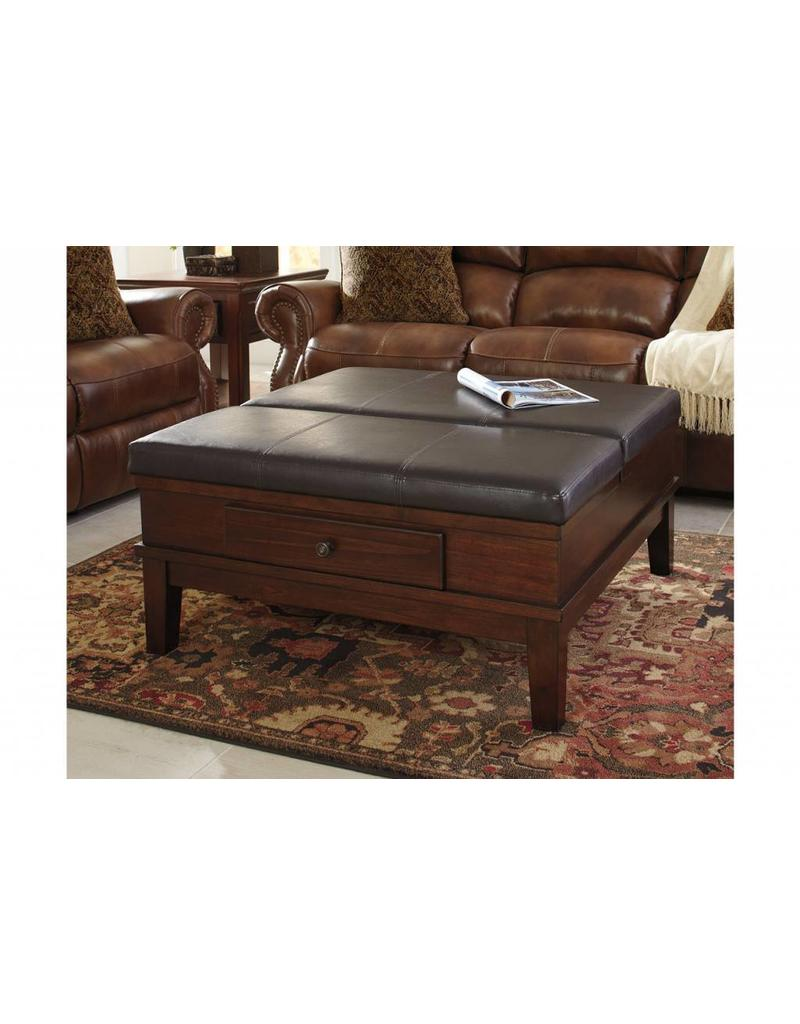 Gately Square Lift Top Coffee Table Livin Style Furniture - Ashley gately coffee table