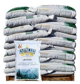 EasyBlaze EasyBlaze Softwood Pellets - 1 Ton
