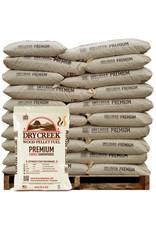Dry Creek Dry Creek Wood Pellet Fuel – 1 Ton