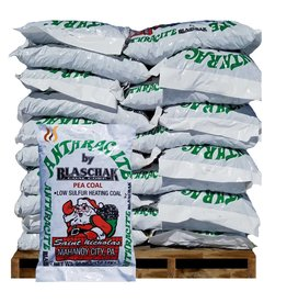 Blaschak Blaschak Bagged Pea Coal 1 Ton