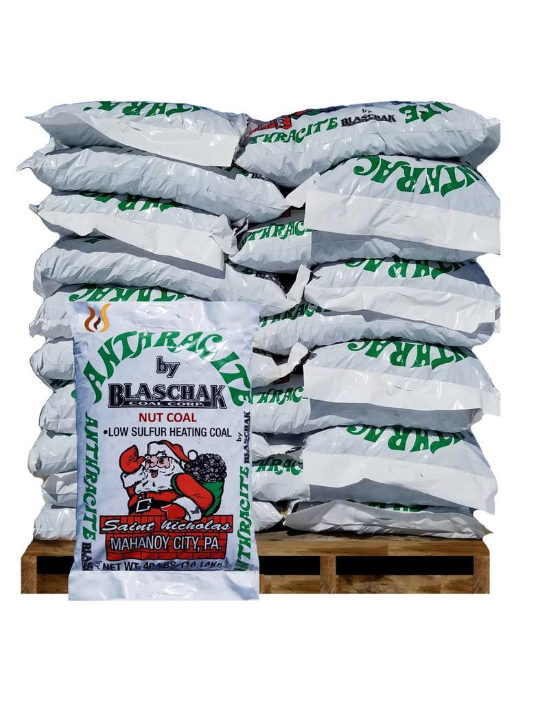 Blaschak Blaschak Bagged Nut Coal 1 Ton