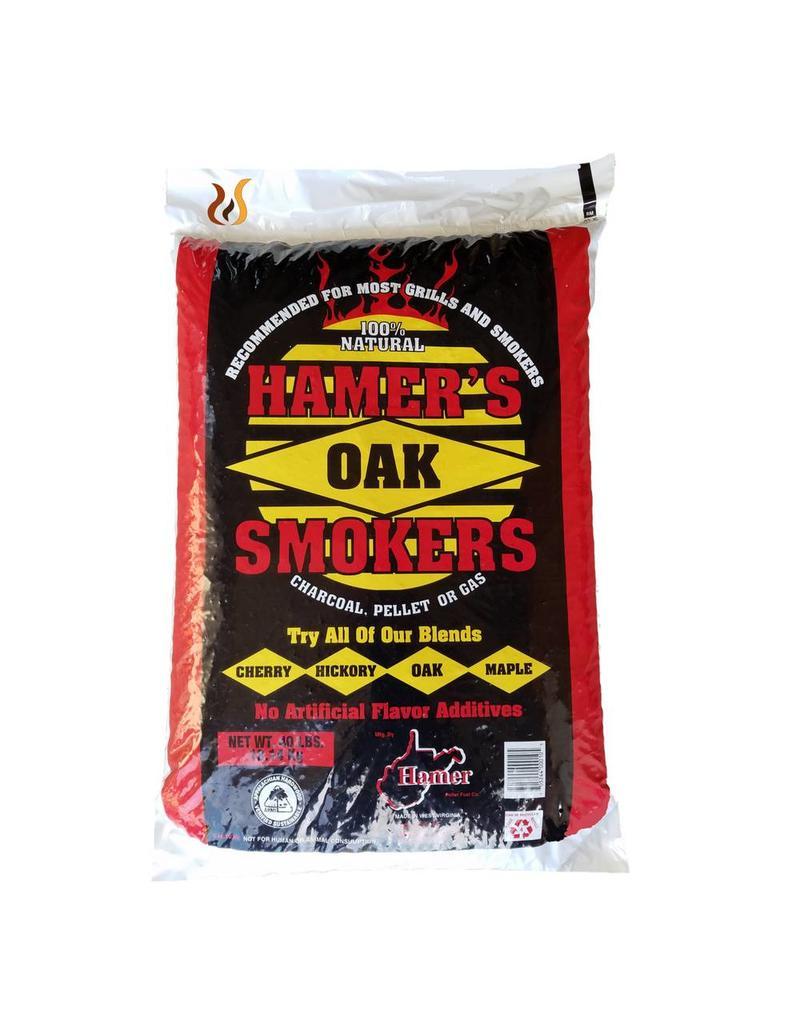 Hamer's Hamer's Smoker Pellets - Hickory