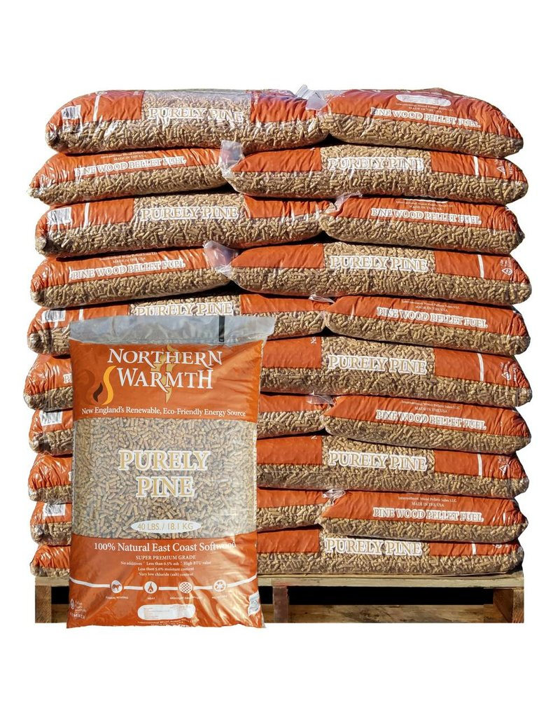Northern Warmth Northern Warmth Purely Pine – 1 Ton