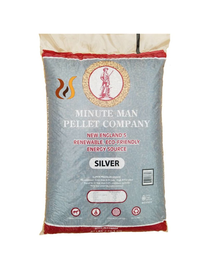 Minute Man Minute Man Silver - 1 Ton