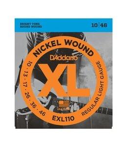 D'ADDARIO EXL110-3 PACK