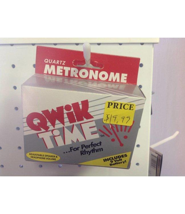 QUIK TIME METRONOME