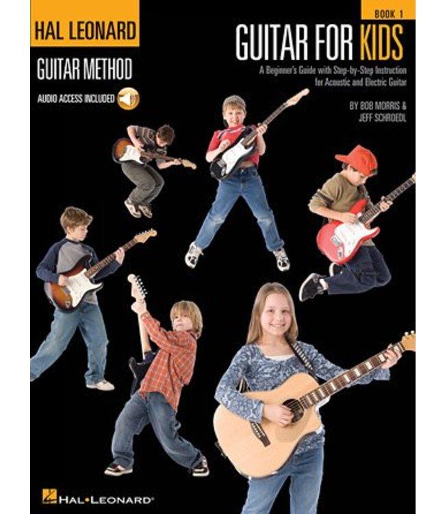 HAL LEONARD Guitar for Kids Hal Leonard Guitar Method