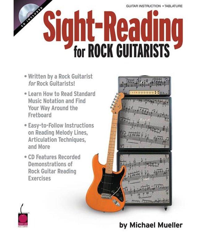 HAL LEONARD Sight Reading for Rock Guitarists