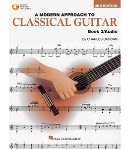 HAL LEONARD A Modern Approach to Classical Guitar – 2nd Edition