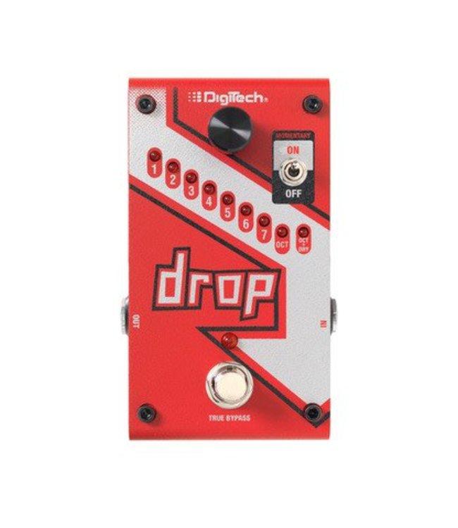 DIGITECH DIGITECH DROP display model