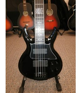 SCHECTER MEPHISTO KING OV HELL SIGNATURE GLOSS BLACK